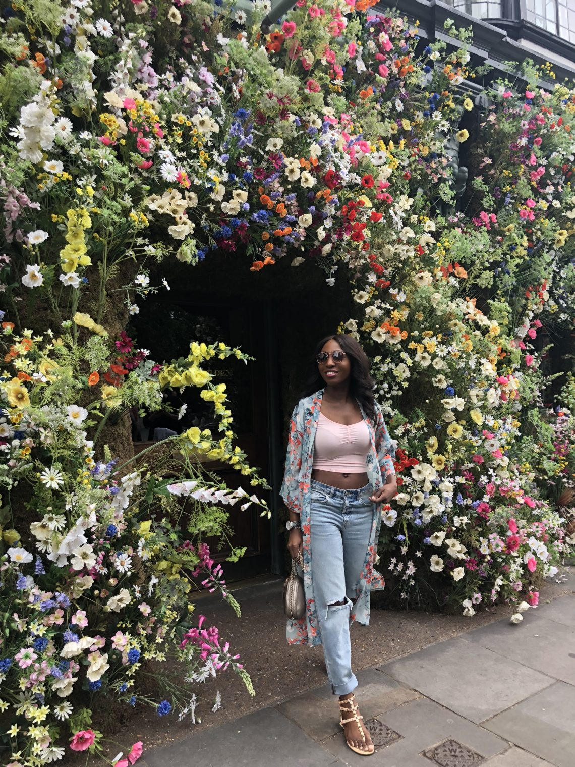 the ivy chelsea garden – brunch spot review – life with bugo